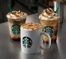 FREE Drink when you join 'My Starbucks Rewards'!