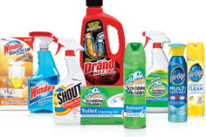 NEW: Spring Cleaning SC Johnson Coupons (Windex, Scrubbing Bubbles, Shout, & More!)