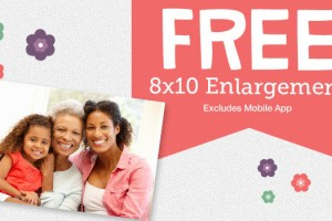 FREE: 8×10 Enlargement at Walgreens (exp. 5/10)