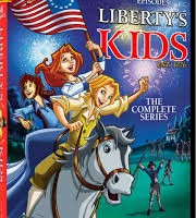 $5.00: Liberty's Kids- The Complete Series (DVD) at Target (Reg. $12.99)