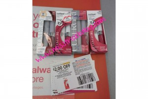 FREE: COVERGIRL Outlast Lip Color at KMART