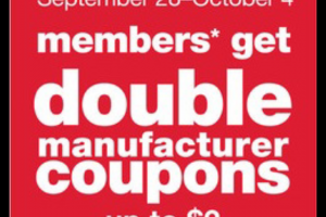 KMART Super Doubles 9/28-10/4