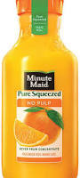 $1.49 Minute Maid Pure Squeezed Orange Juice at Foods Co. (Kroger Affiliate)