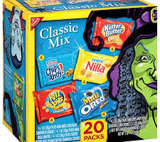 Safeway: $4.00 Nabisco Classic Mix 20 Pack (Friday 10/31 ONLY)