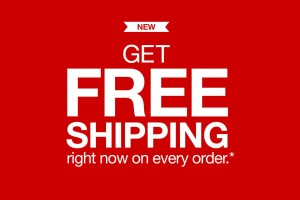 FREE Shipping on EVERY ORDER at Target! (Limited Time ONLY)