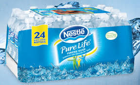 $0.79 24 Pack Nestle Pure Life Water at CVS (YMMV)