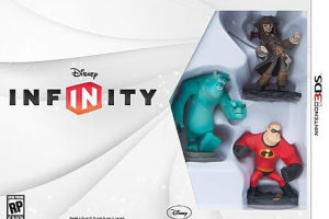 $9.99 Disney Interactive Disney INFINITY Starter Pack for Nintendo 3DS (Reg. $59.99)