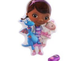 $9.99 Doc McStuffins Talking Room Light (Eligible for FREE Shipping)
