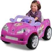 HURRY:  $78.93 Disney Sofia the First Convertible Car 6-Volt Battery-Powered Ride-On (+$79.99 Shipping)