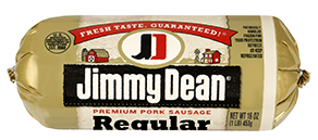 Jimmy Dean Sausage Roll