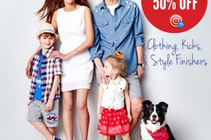Target: BOGO 50% OFF Clothes, Shoes & Accessories for the Family