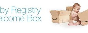 FREE: Welcome Box w/ Baby Registry at Amazon!
