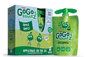 .92¢ GoGo Squeez at Raley's Monday 2/12 ONLY! (Print Coupon)