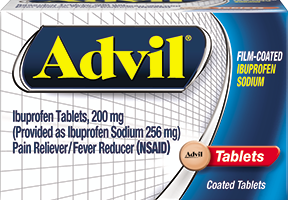 FREE Advil Film-Coated Sample