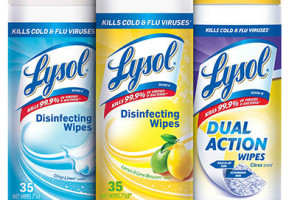 RUN: .50¢ Lysol Disinfecting Wipes and Toilet Bowl Cleaner at Safeway (Print Coupons NOW)!!!