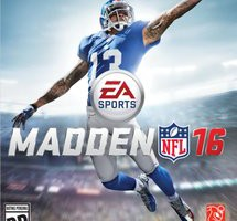 HURRY: $28 MADDEN NFL '16 for ALL Consoles (Reg. $59.99)!!!