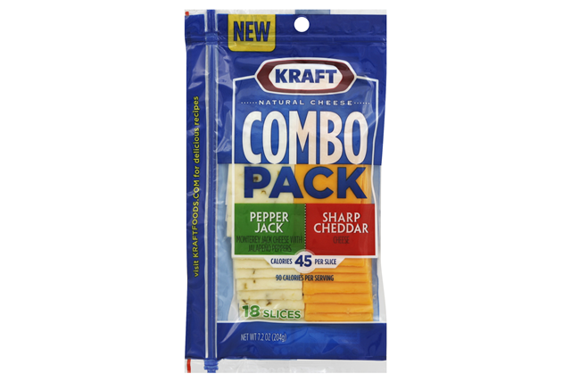 Kraft Natural Cheese Slices