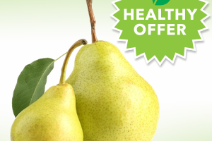SavingStar Healthy Offer: Save 20% on Pears