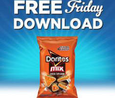 Kroger FREE Friday Download: Free Doritos Mix