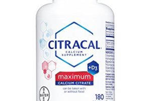 HOT: $4 OFF Citracal Coupon (Print NOW)