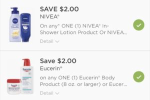 HOT: High Value Lotion Coupons! (PRINT NOW FREE)
