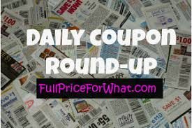 New Printable Coupons Round-Up 2/8